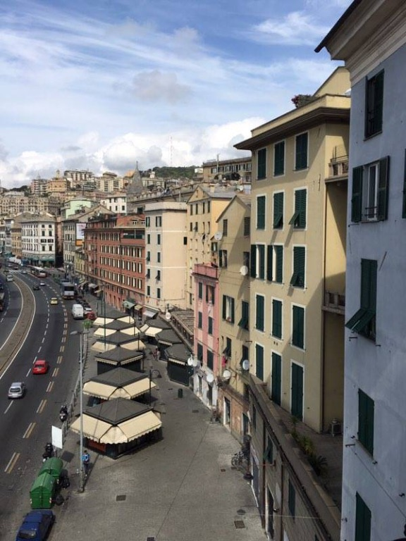 Chambre d'hôtes à Gênes