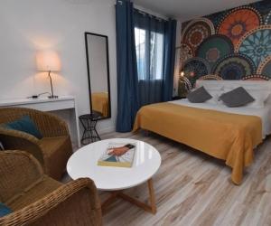 Villa Littoral – Chambre Cancun