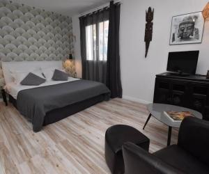 Villa Littoral – Chambre Goa