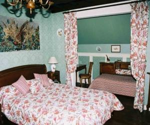 La Gentil'hommière – Chambre «Aux oiseaux»