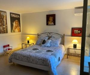 La Villa Rouge – Suite Dalida