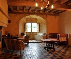 Château des Rosières – Chambre Eudes IV