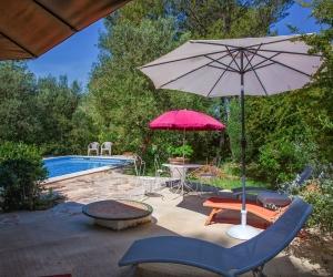 Villa Garrigo Landa – La chambre du Marin