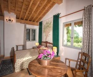 Villa Garrigo Landa – Chambre L'Olivier