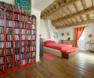 Mas Langlage – Chambre Rouge