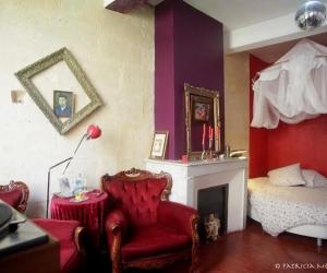 L'Aubergine Rouge – La Vinyle Room