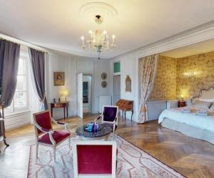 Castel Saint Léonard – Chambre Rotonde