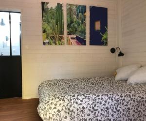 Maison d'hôtes Naturiste à Toulouse – Chambre Cabanon
