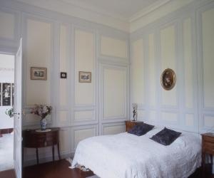 Château Rouillon d'Allest – Chambre Marie-Antoinette