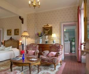 Chateau Rouillon d'Allest – Suite Louis XV
