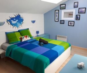 Gite O Bleue – Appartement Vercors